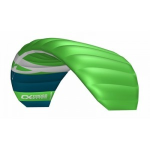 CrossKites QUATTRO 4.5 Green (R2F) - 2018    | Powerkiting