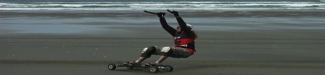 Landkiting - Buggies e boards