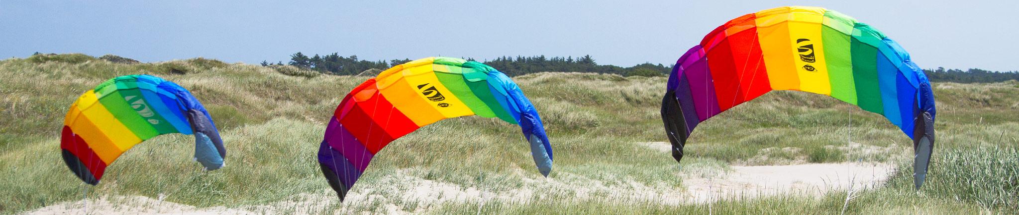 HQ Sport kite comparasion